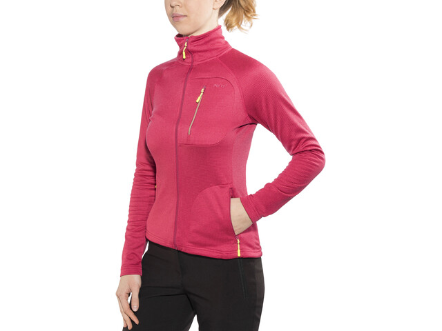 Meru Cannes Fleece Jacket Dame pink